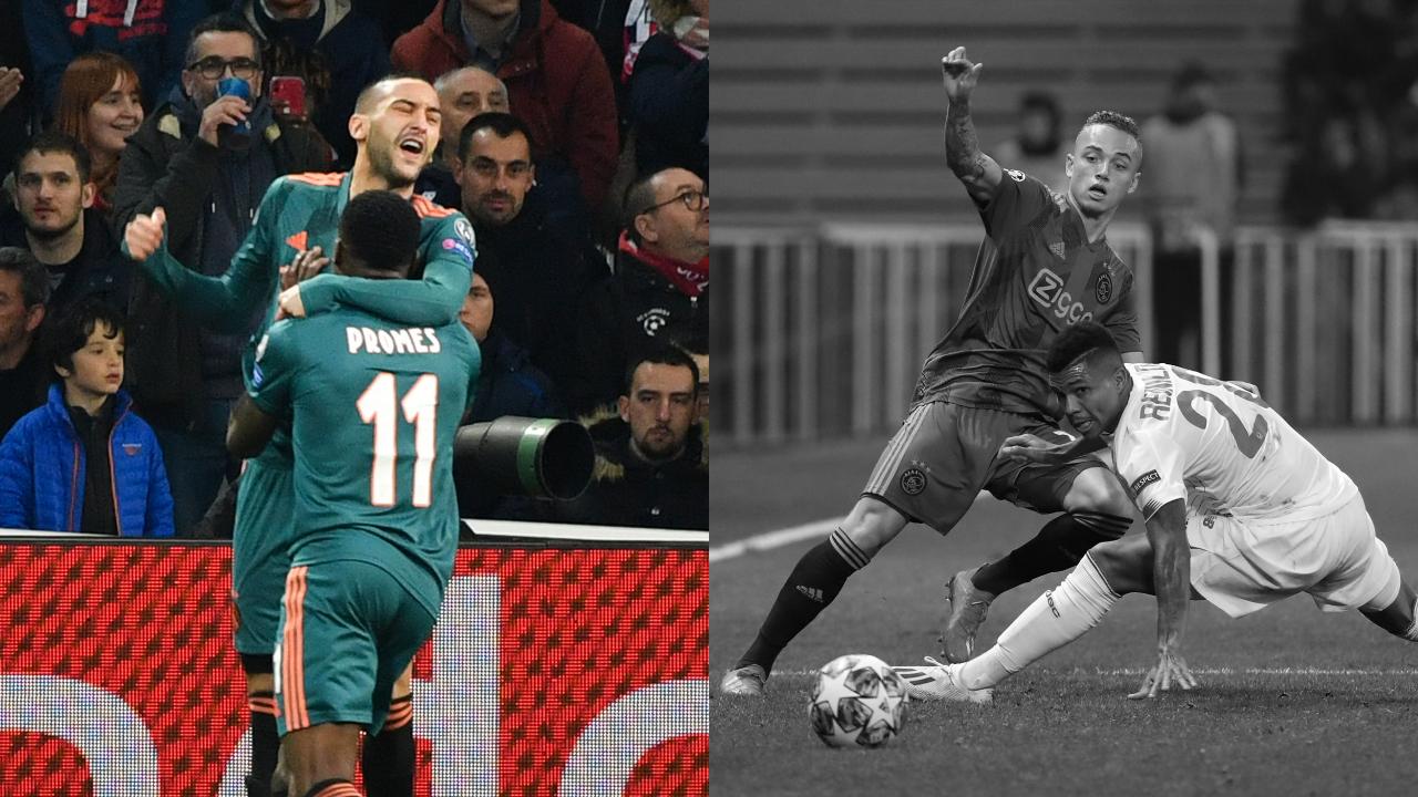 Football - Ligue des champions - Tops/flops Lille-Ajax Amsterdam : la classe de Ziyech, la maladresse désespérante du Losc