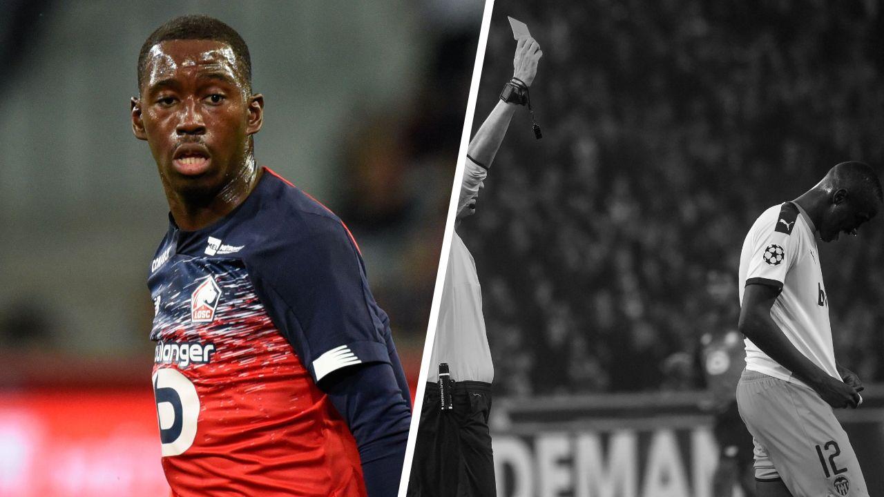 Football - Ligue des champions - Tops/flops Lille-Valence : L'activité de Soumaré, Diakhaby a craqué