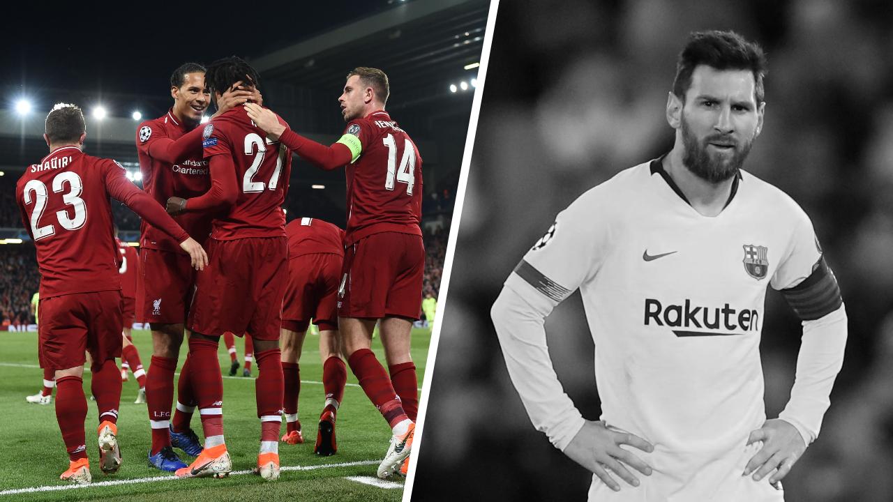 Football - Ligue des champions - Tops/Flops Liverpool-Barcelone : L'âme d'Anfield, les errances du Barça