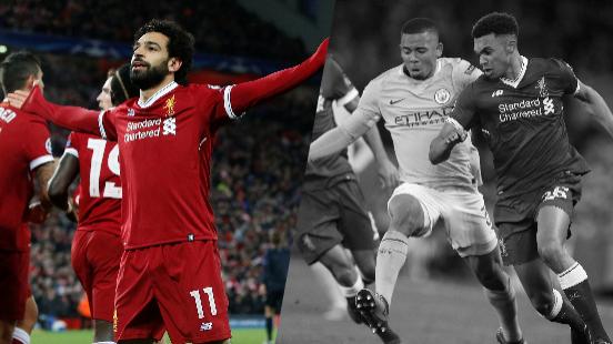 Football - Ligue des champions - Tops/flops Liverpool-Manchester City: Salah fantastique, Jésus apathique