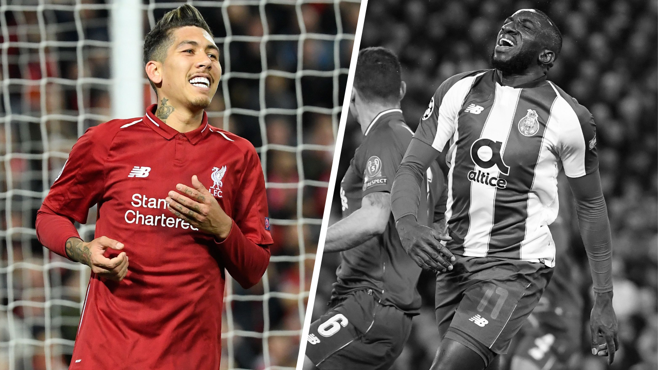 Football - Ligue des champions - Tops/Flops Liverpool-Porto : Firmino au service du collectif, Marega a tout manqué