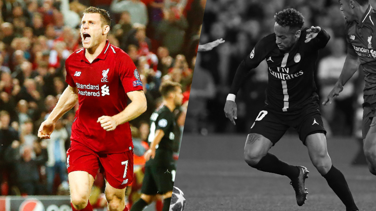 Football - Ligue des champions - Tops/Flops Liverpool-PSG : Liverpool a du coeur, Paris était sans saveur