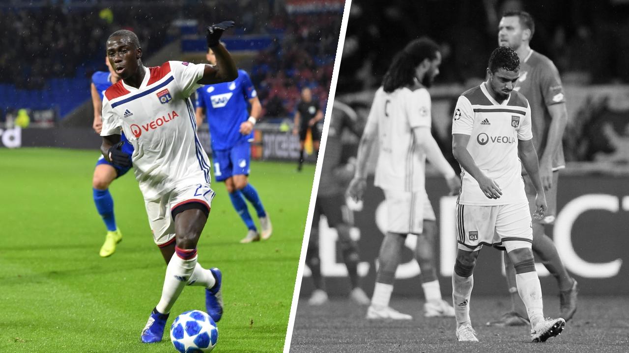 Football - Ligue des champions - Tops/Flops Lyon-Hoffenheim : Mendy monstrueux, l'OL a encore craqué