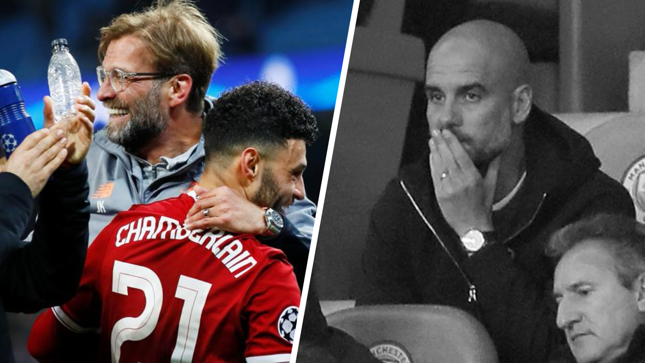 Football - Ligue des champions - Tops/Flops Manchester City-Liverpool : L'exploit de Klopp, l'échec de Guardiola