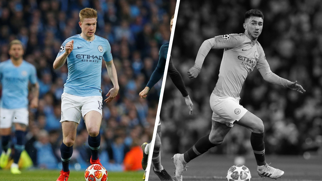 Football - Ligue des champions - Tops/flops Manchester City-Tottenham : De Bruyne incroyable, Laporte coupable