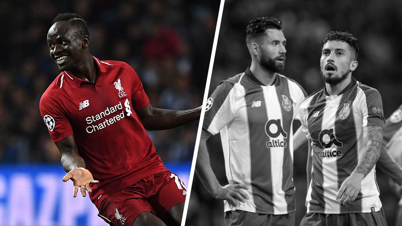 Football - Ligue des champions - Tops/Flops Porto-Liverpool : Mané encore bourreau d'un Porto trop limité