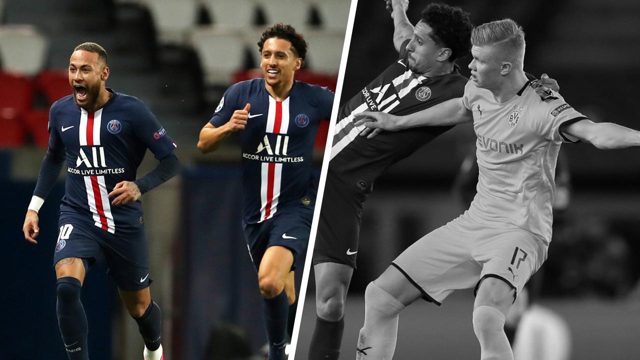 Football - Ligue des champions - Tops/Flops PSG-Dortmund : Paris au coeur vaillant, Dortmund pas à la hauteur