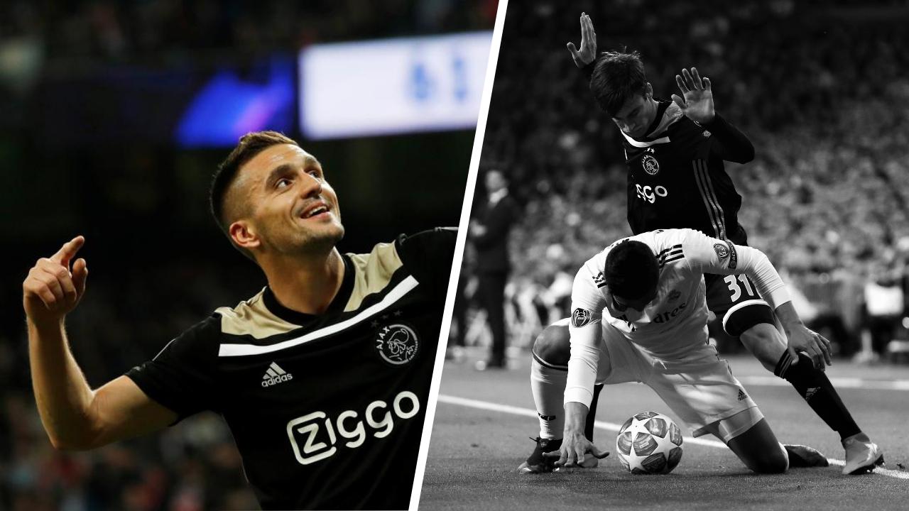Football - Ligue des champions - Tops/flops Real Madrid-Ajax Amsterdam : Tadic en état de grâce, méconnaissable Casemiro