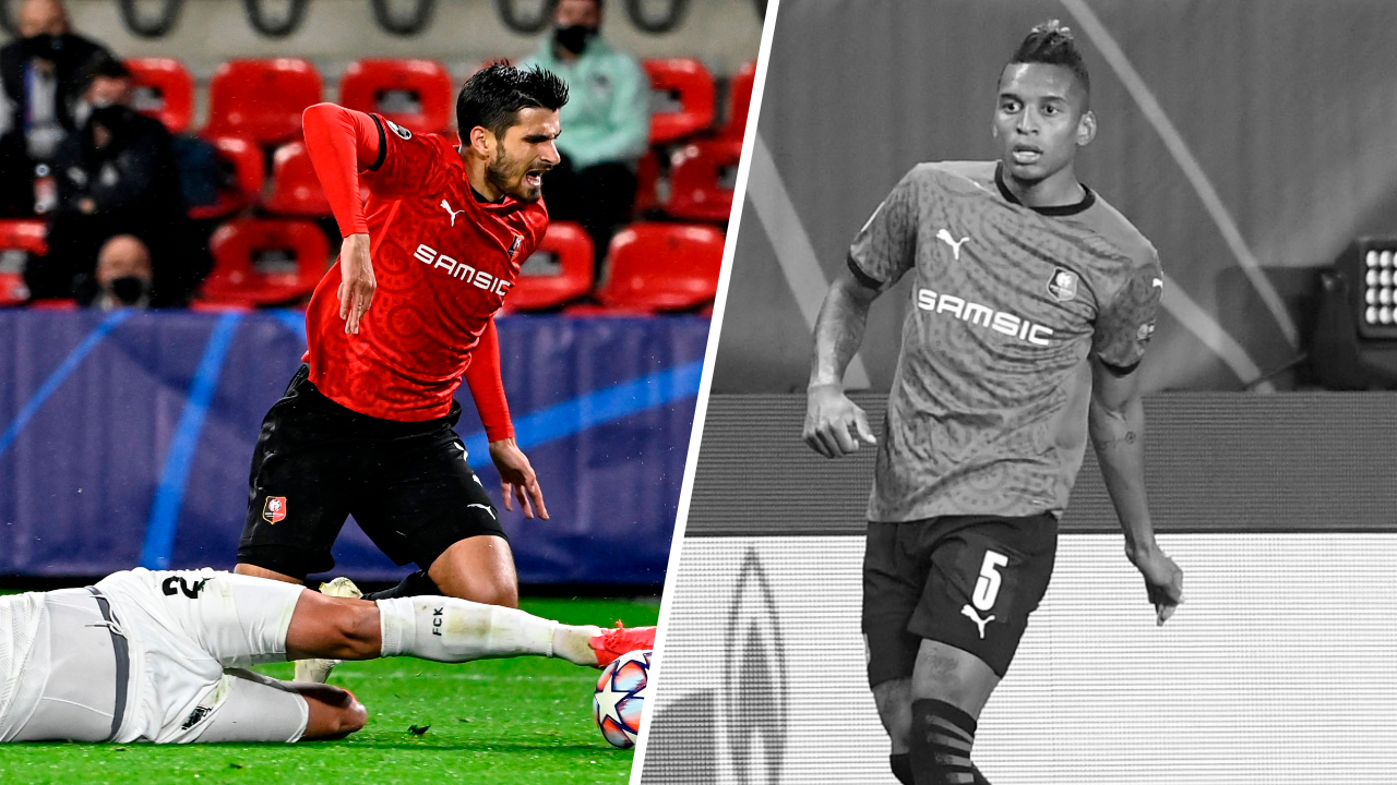 Tops/Flops Rennes-Krasnodar : Terrier en initié, Dalbert en manque de rythme - Ligue des champions - Football