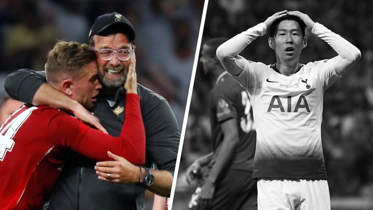 Football - Ligue des champions - Tops/Flops Tottenham-Liverpool : Le coeur des Reds, les regrets des Spurs