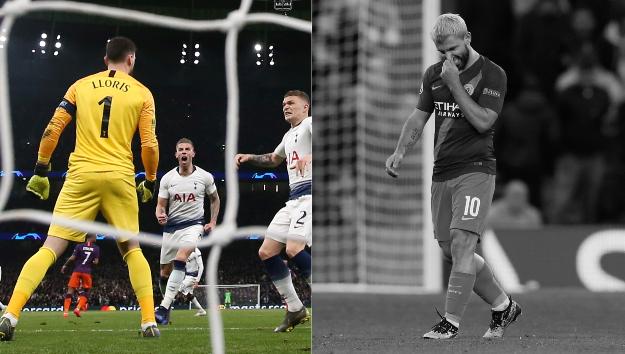 Football - Ligue des champions - Tops/Flops Tottenham-Manchester City : Lloris (encore) décisif, Agüero a tout raté