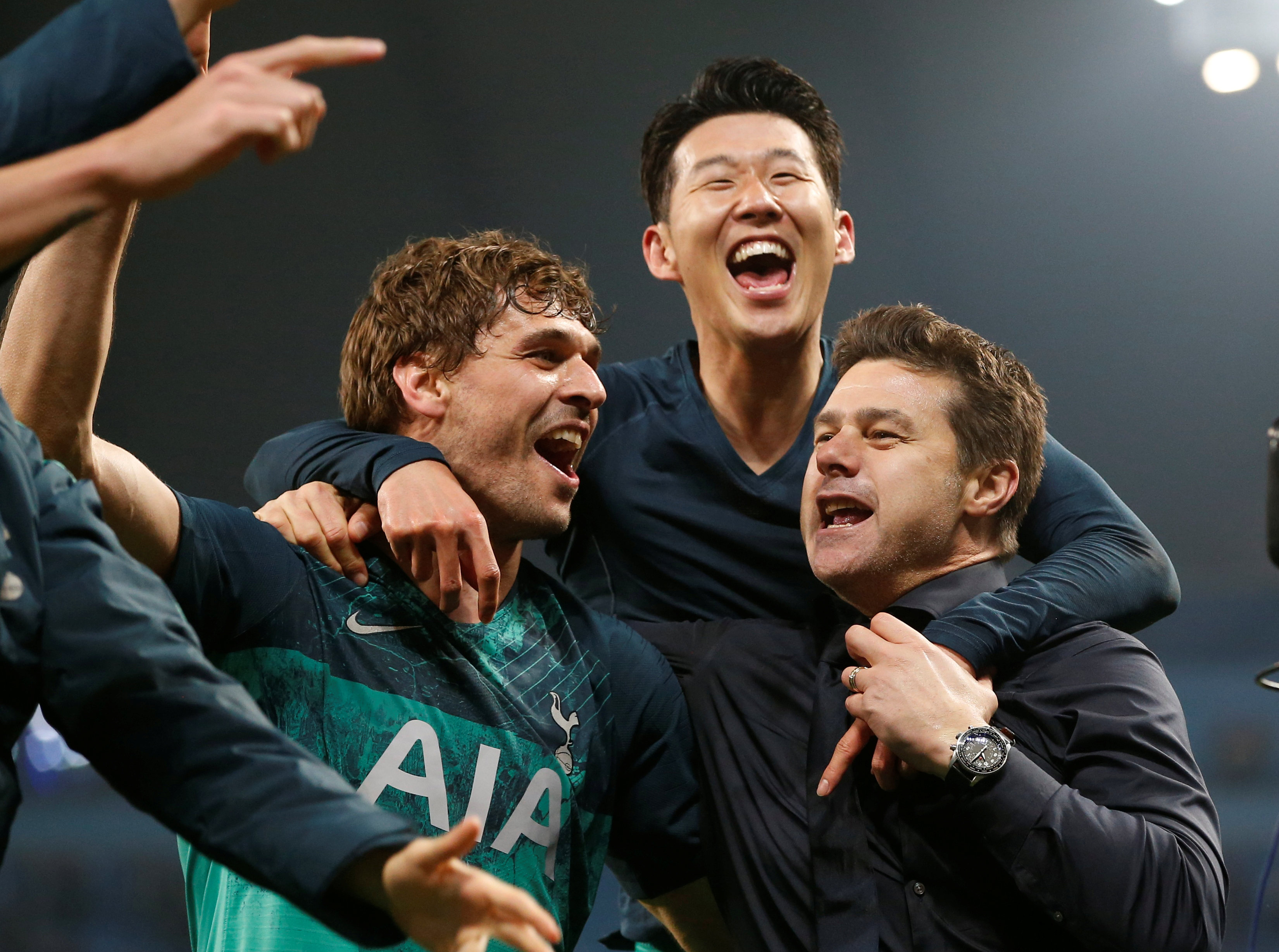 Football - Ligue des champions - Tottenham : les raisons d'un succès pas si surprenant