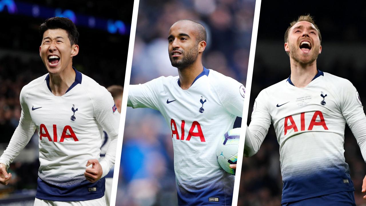 Football - Ligue des champions - Tottenham sans Kane, les Spurs qui monteront au front face à City