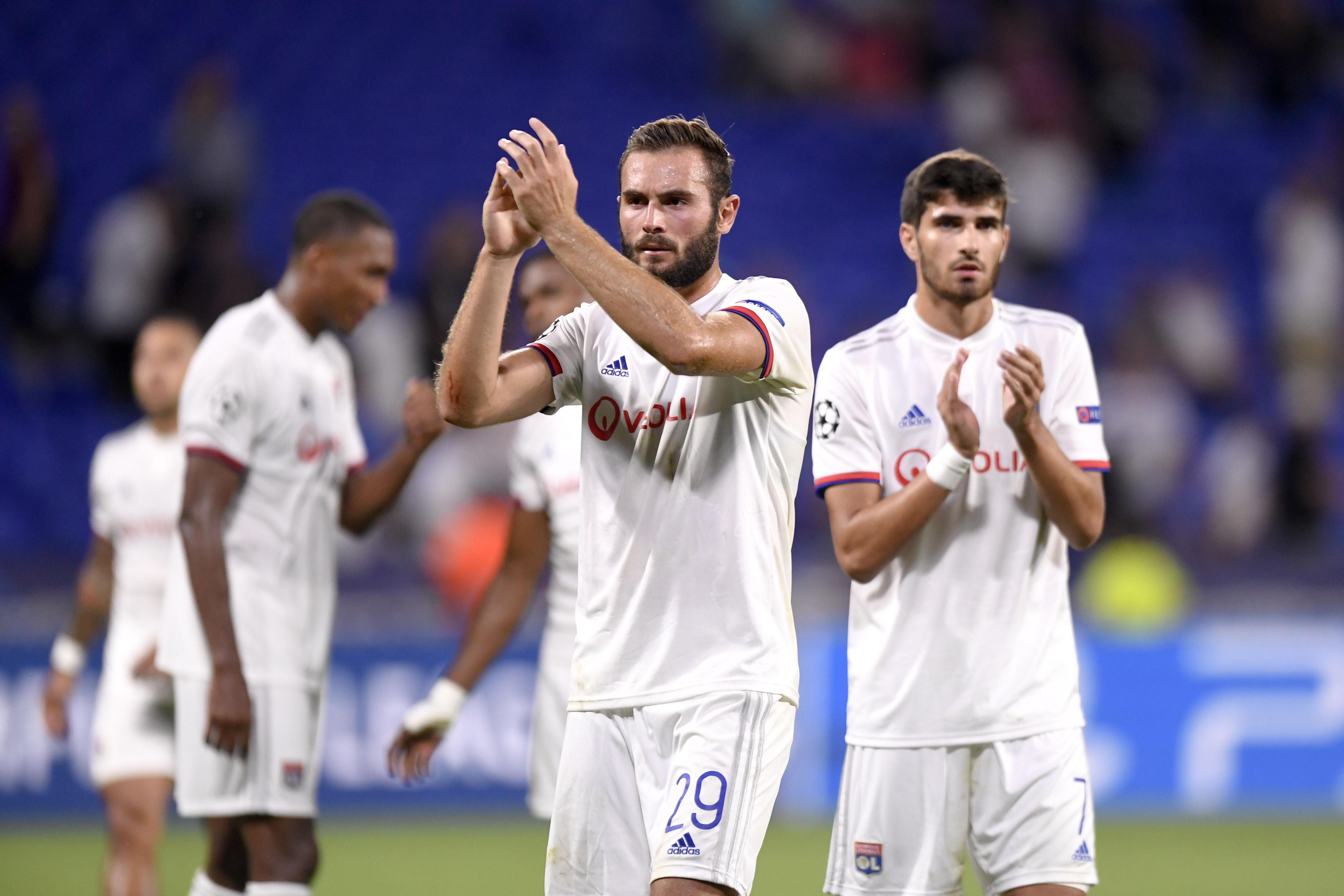 Football - Ligue des champions - Tousart: «Pas non plus un mauvais résultat»