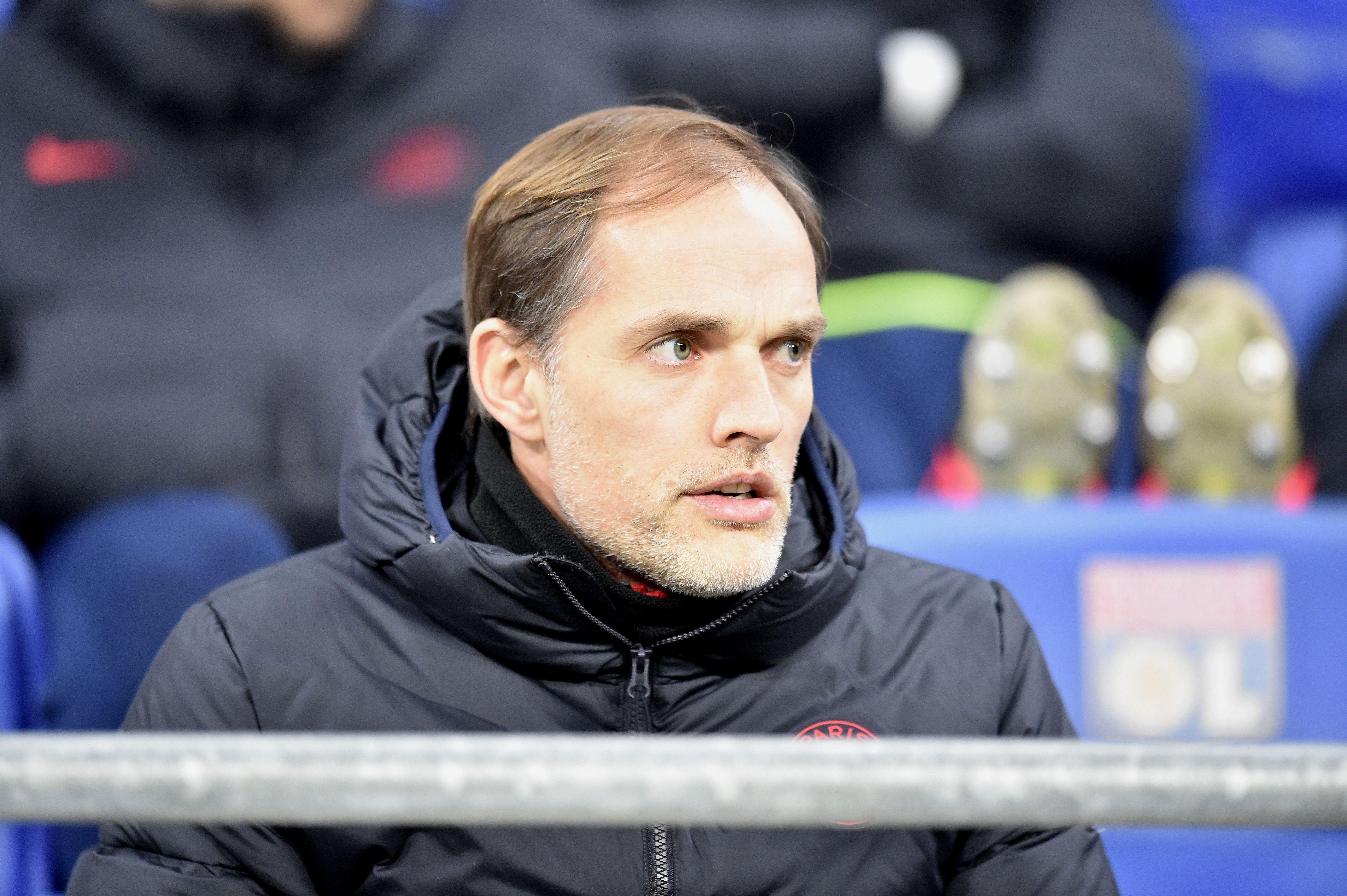 Football - Ligue des champions - Tuchel avant PSG-Dortmund : «On a une équipe qui aime attaquer, et on va attaquer»