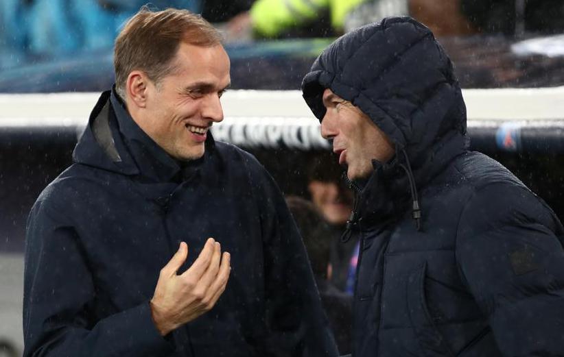 Football - Ligue des champions - Tuchel : « Le Real était la meilleure équipe ce soir »