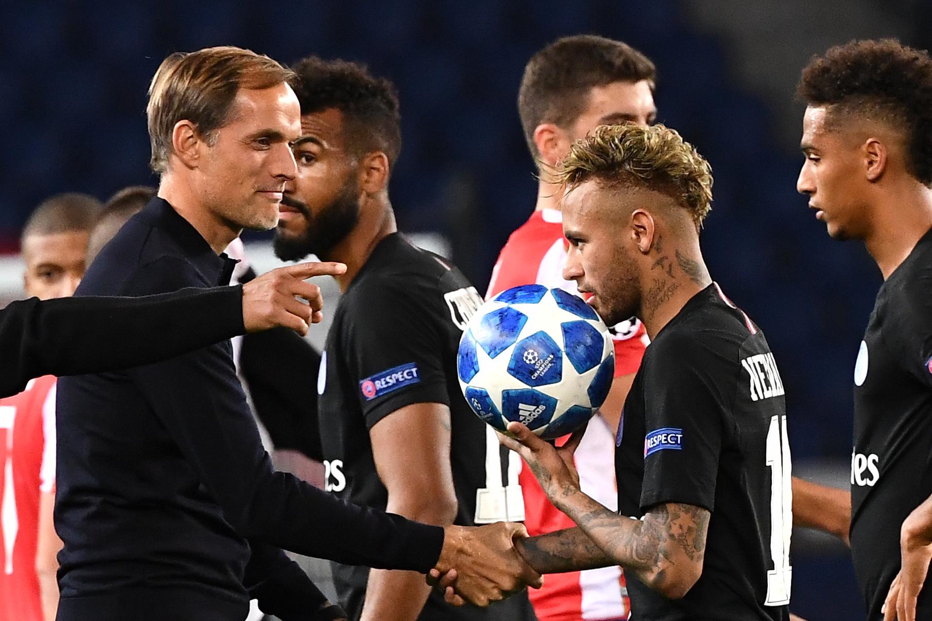 Football - Ligue des champions - Tuchel : «Neymar a été sensationnel»