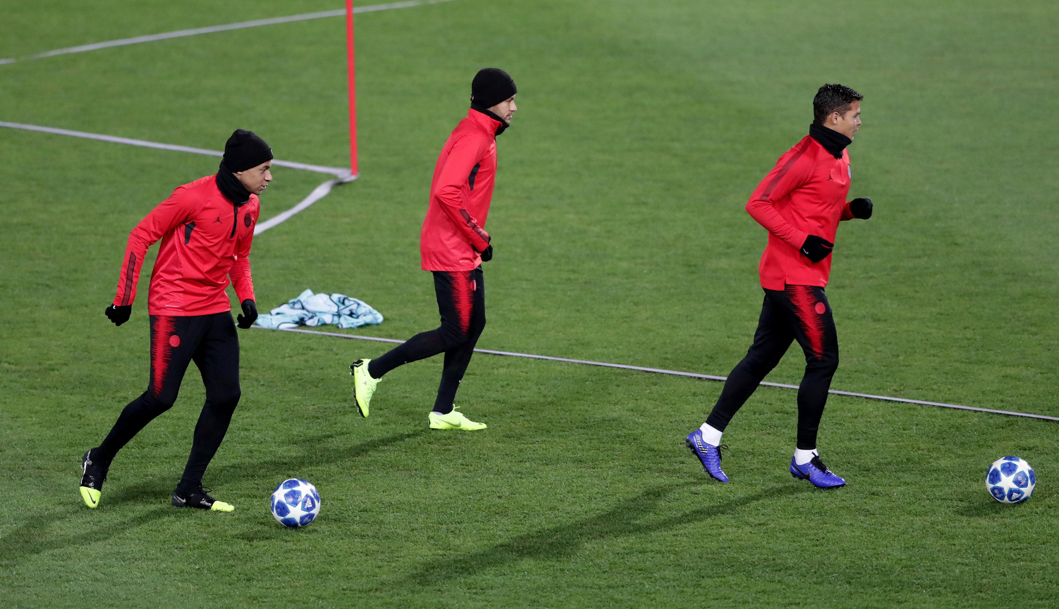 Football - Ligue des champions - Tuchel optimiste concernant Neymar : «Si ça va à l'entraînement, il jouera»