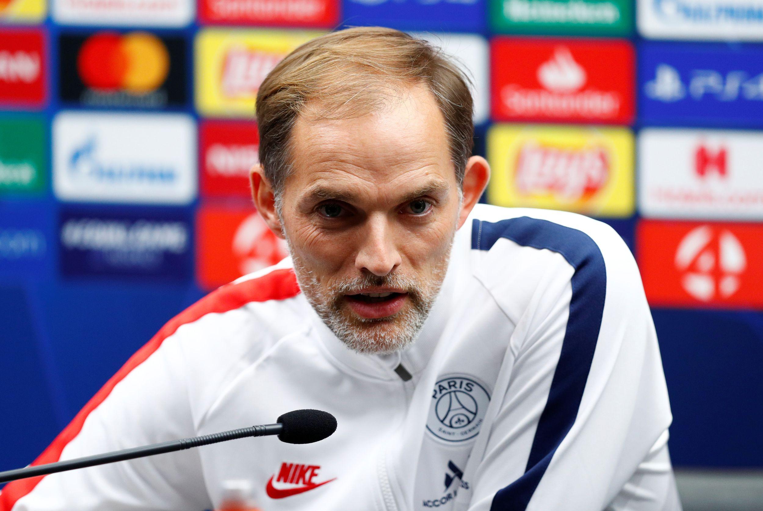 Football - Ligue des champions - Tuchel : «Pas différent de préparer un match contre le Real, Galatasaray ou Bruges»