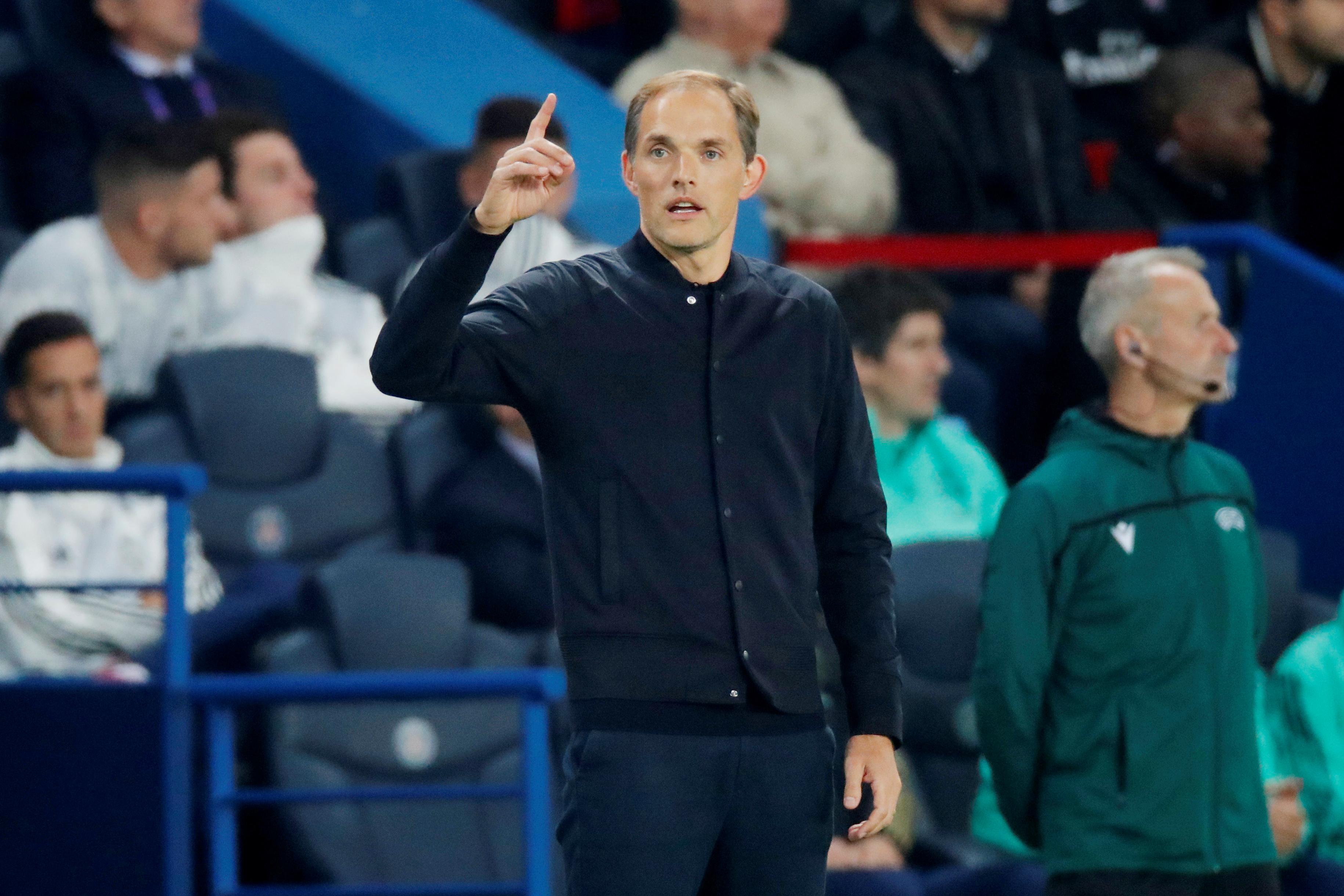 Football - Ligue des champions - Tuchel : «Si vous me demandez si le PSG va gagner la C1, je pars»