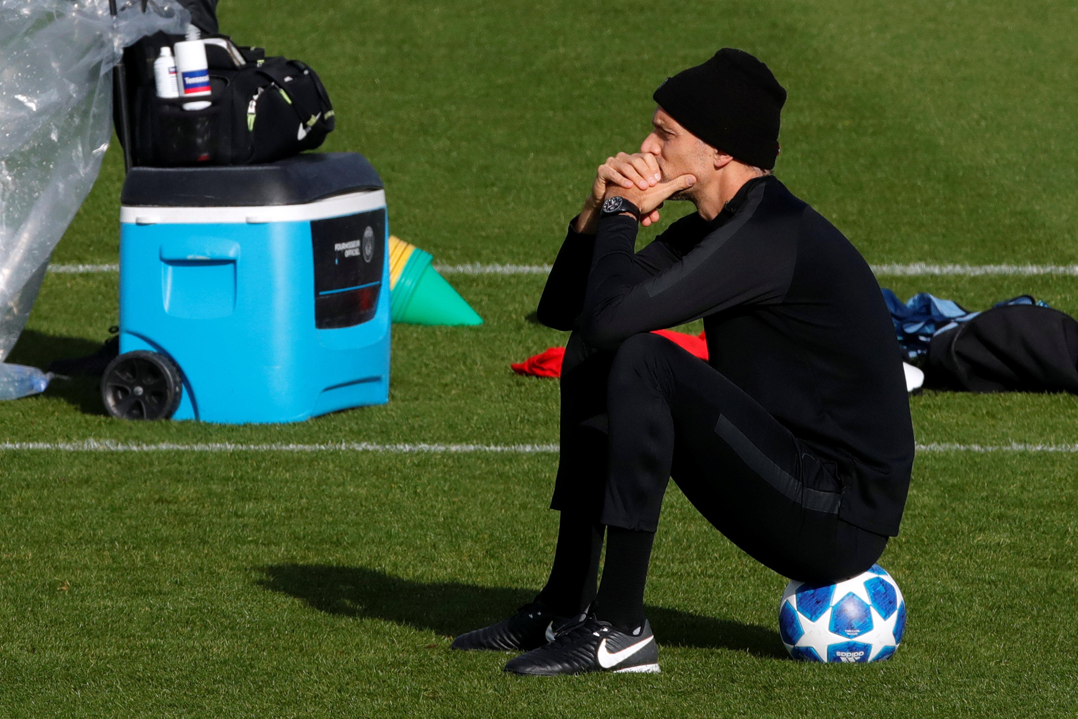 Football - Ligue des champions - Verratti contrôlé en état d'ébriété : «Il a fait une erreur» admet Tuchel