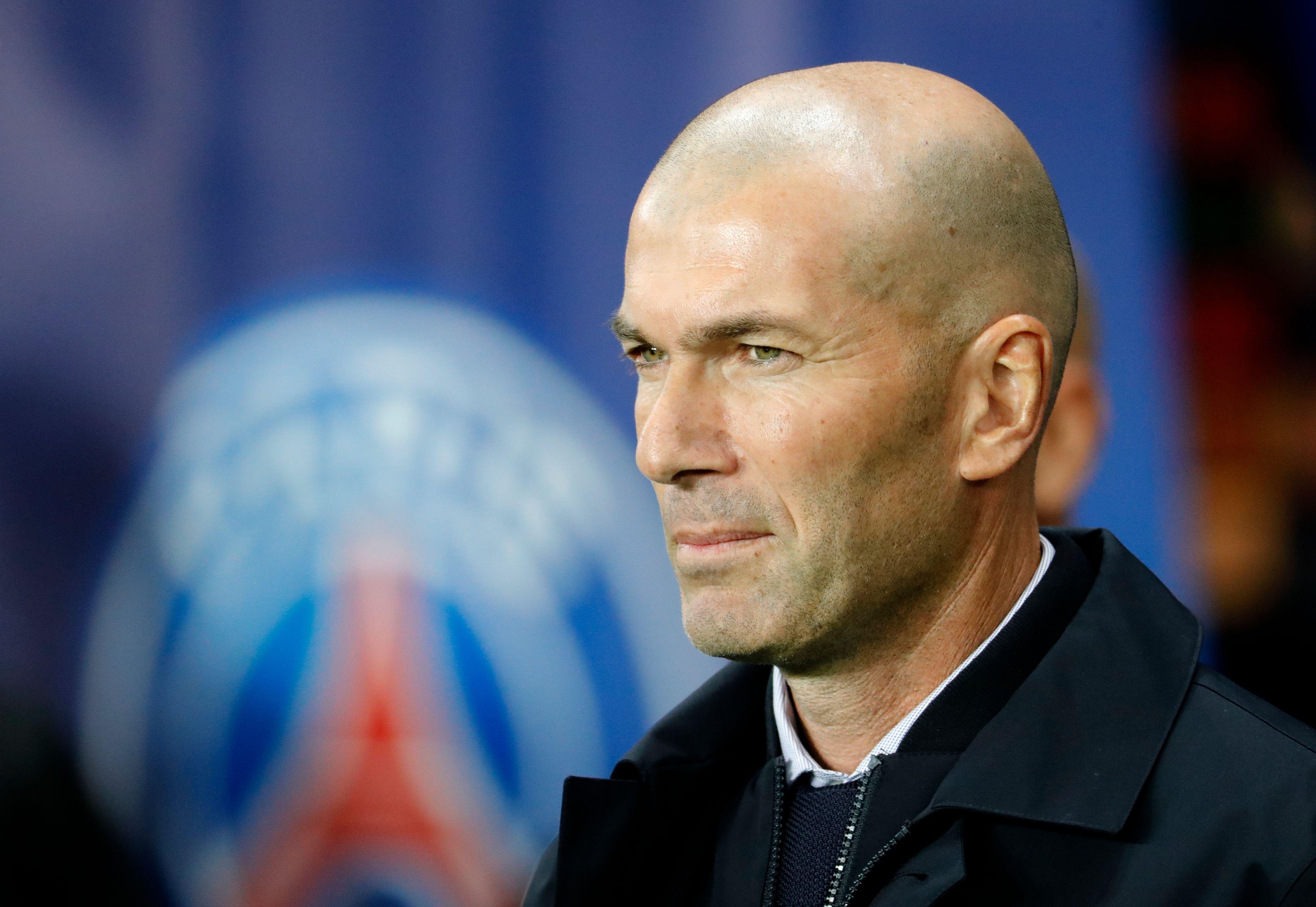 Football - Ligue des champions - Zidane amer après le 3-0 contre le PSG : «On a été mangés»