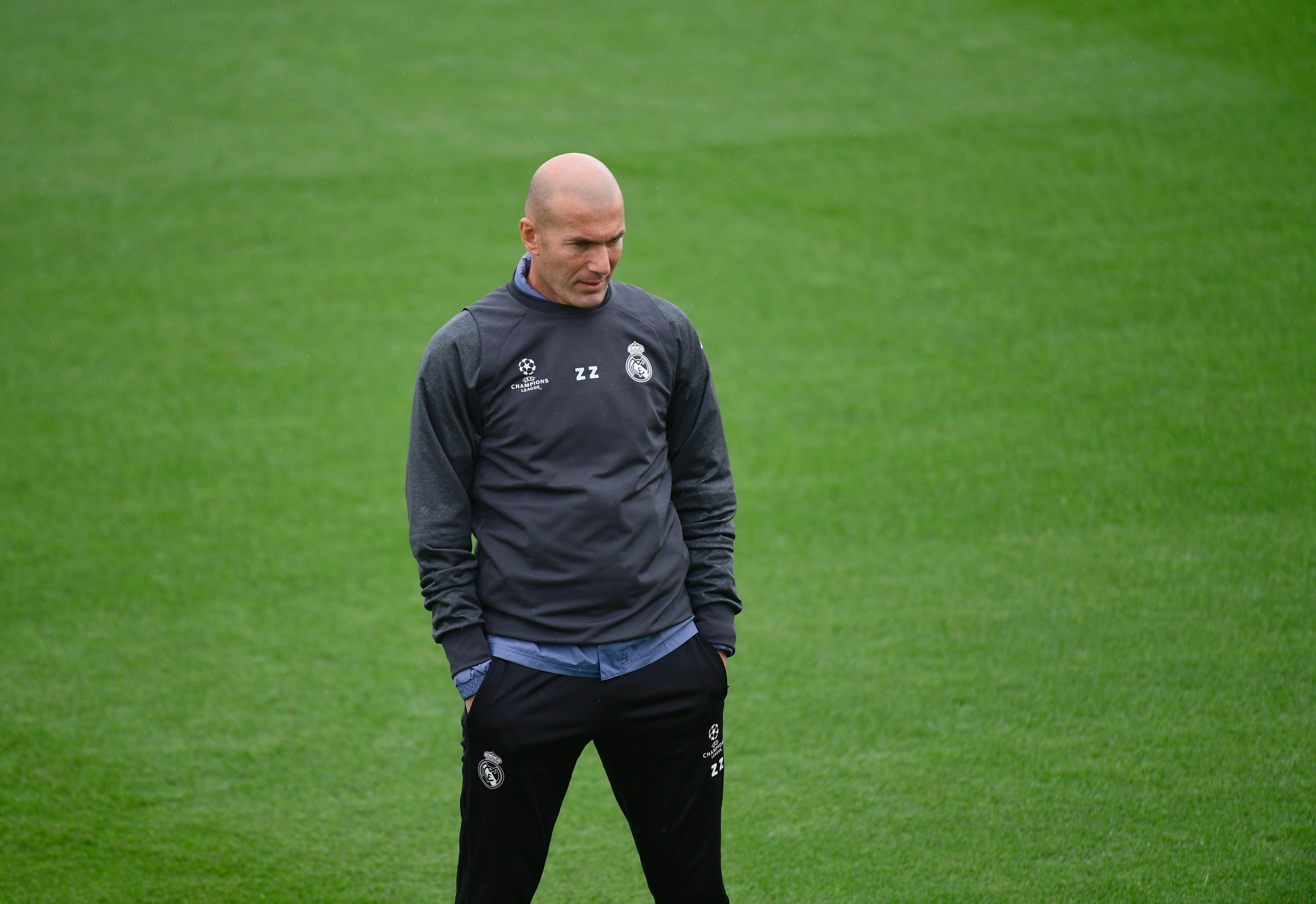 Football - Ligue des champions - Contre Varsovie, Zidane veut «éviter toute mauvaise surprise»