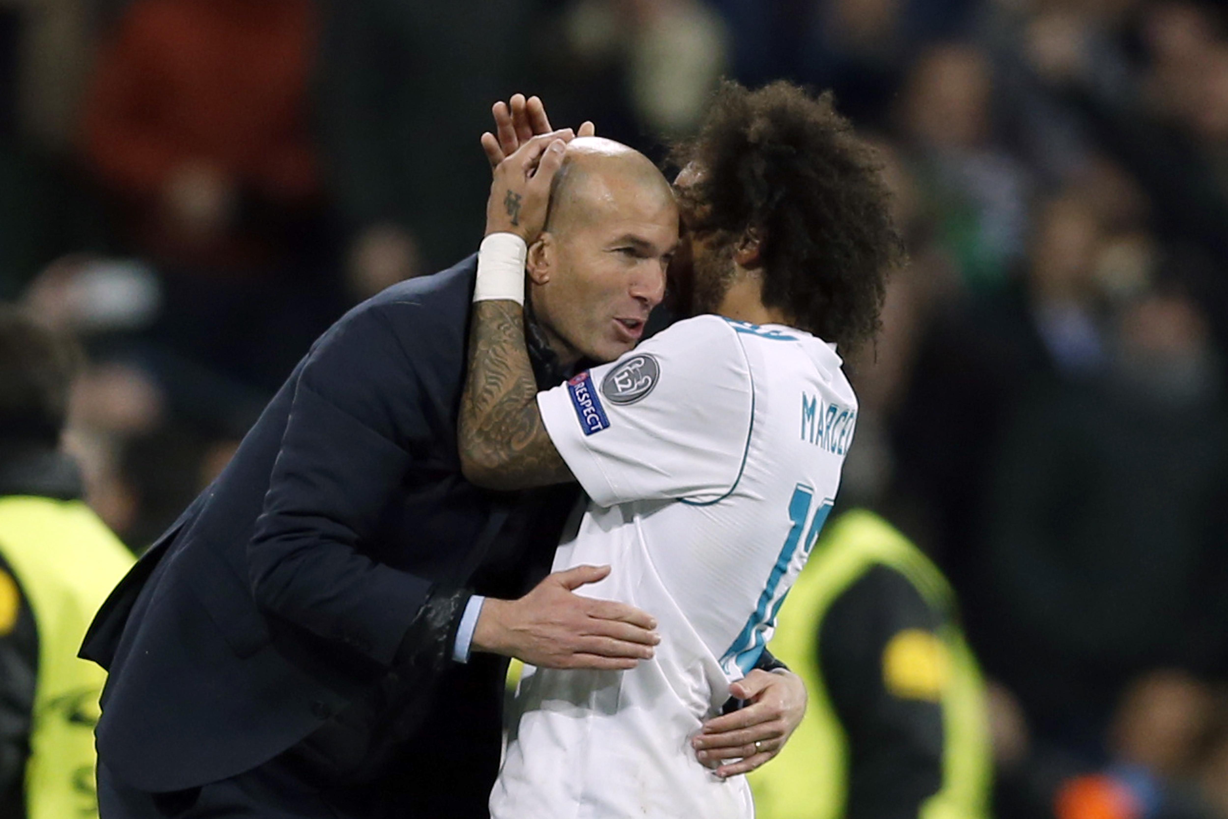 Football - Ligue des champions - Zidane : «La victoire du Real est méritée»