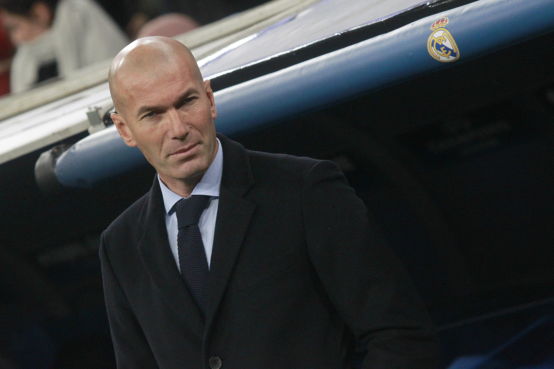 Football - Ligue des champions - Zidane : «Le PSG fait des choses impressionnantes»