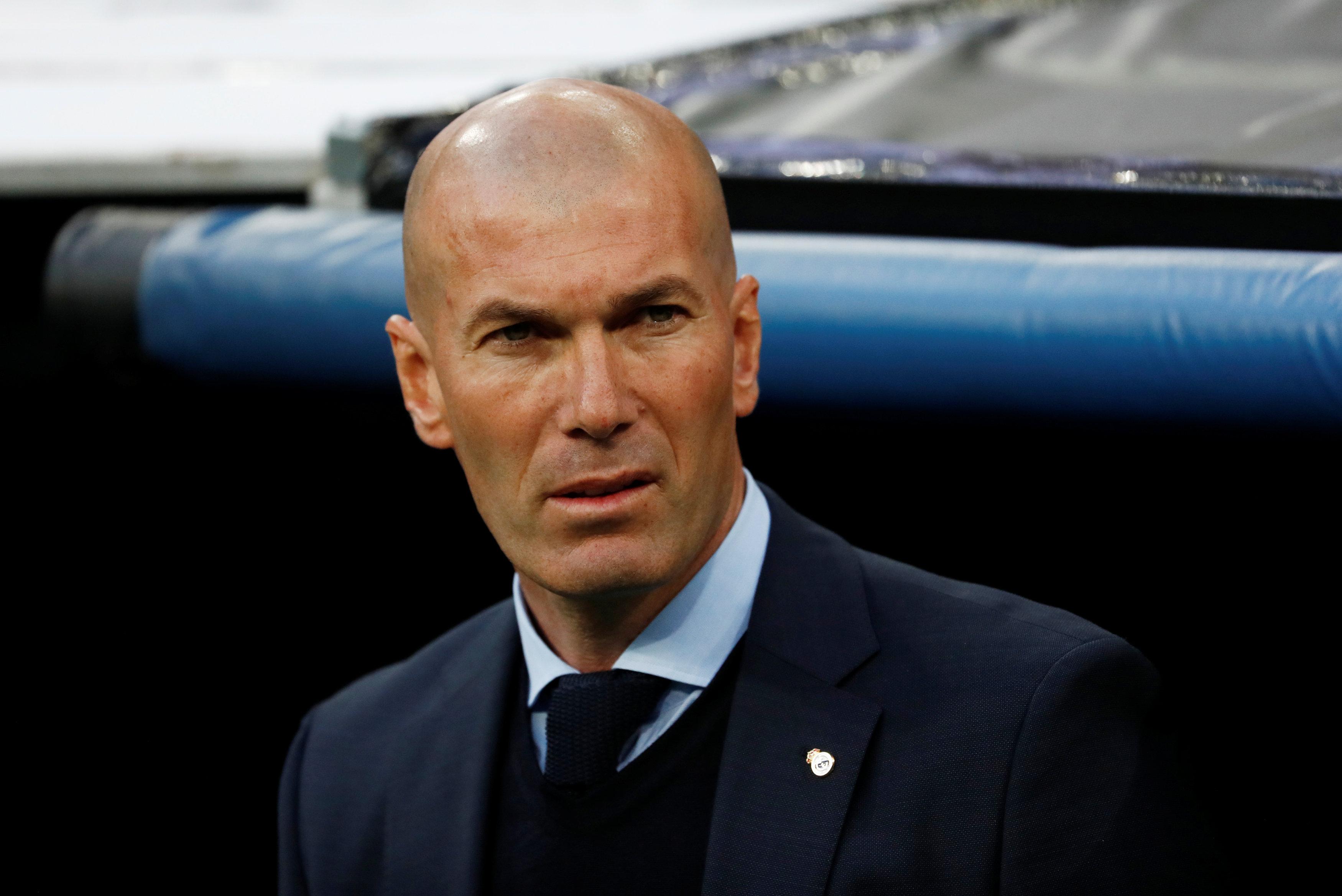 Football - Ligue des champions - Zinédine Zidane : «Un truc énorme»