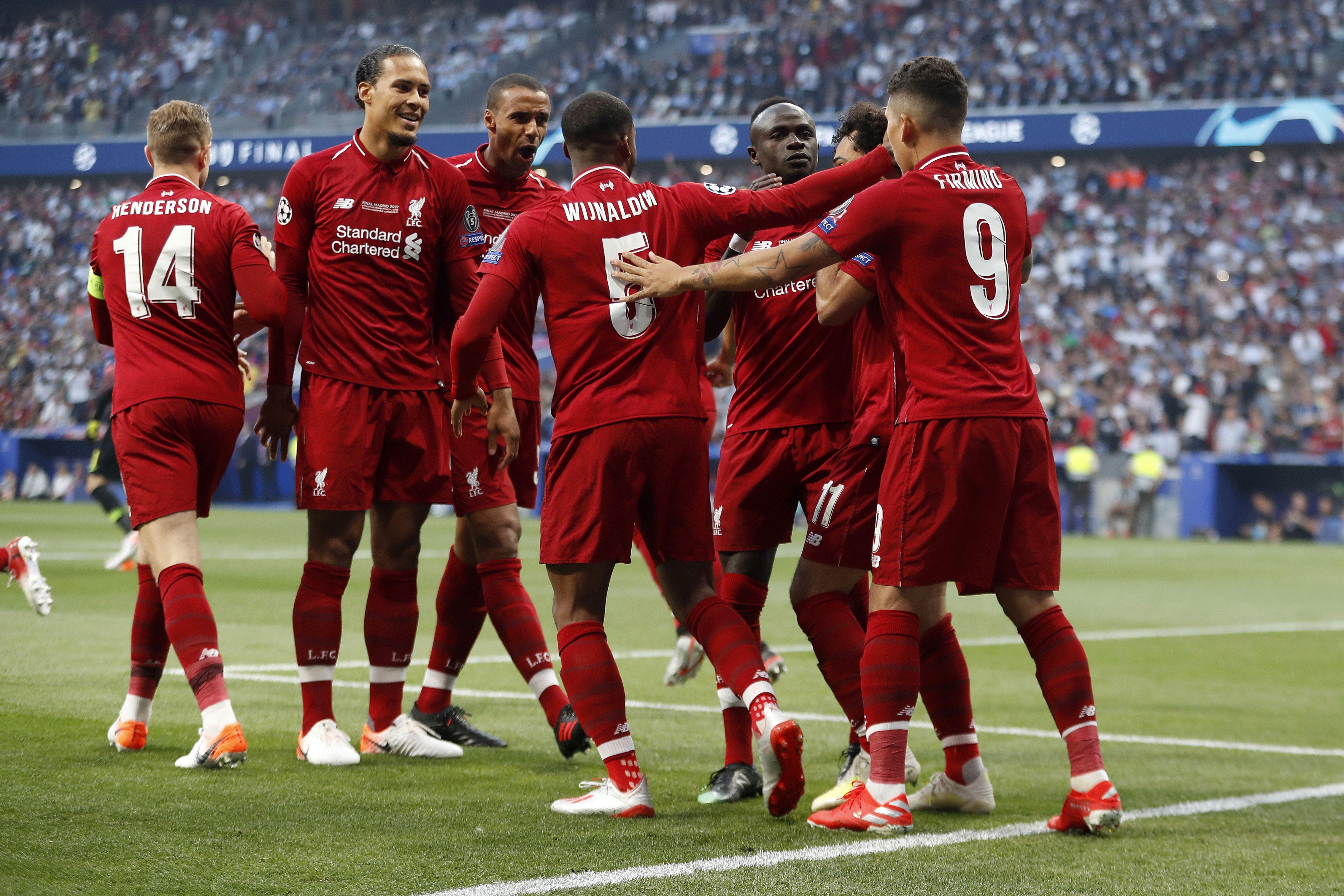 Football - Ligue des champions - Liverpool de retour où le club a triomphé