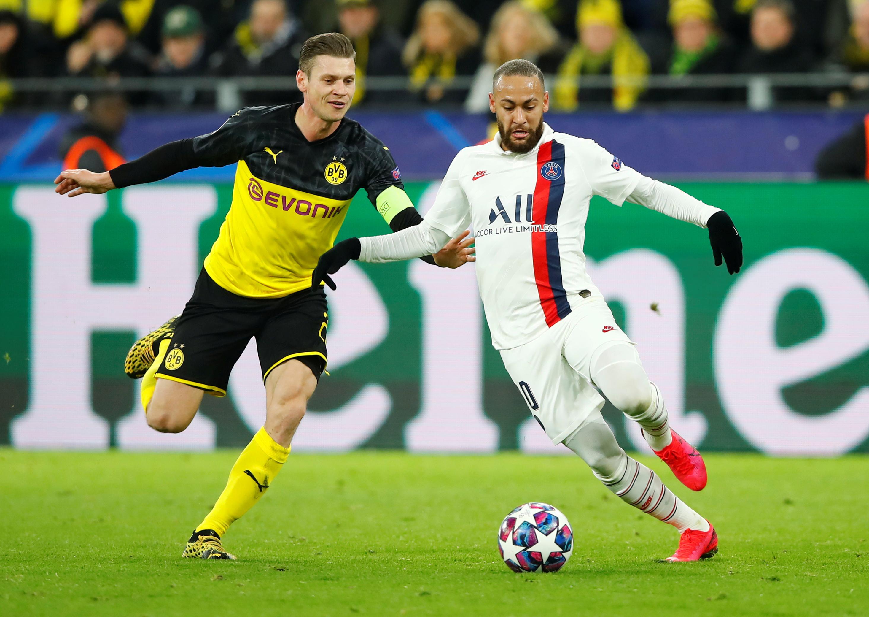 Ligue des champions : PSG-Dortmund repoussé d'une semaine ...