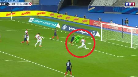 Le Bijou De Lovren L Inspiration De Ben Yedder Les Buts En Video De France Croatie Ligue Des Nations Football