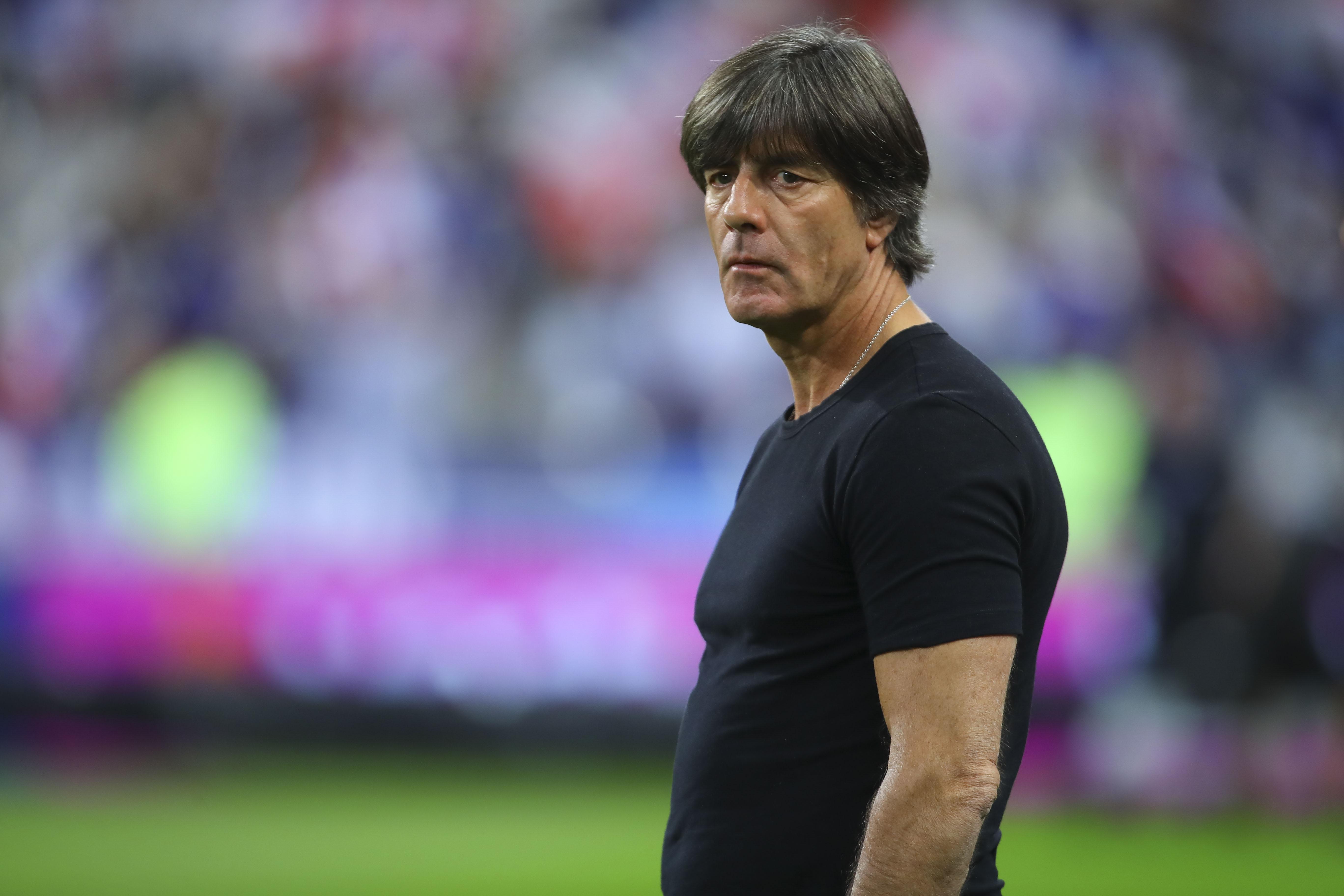 Football - Ligue des nations - «Penalty injuste», «meilleure équipe» : Löw a la défaite amère après France-Allemagne