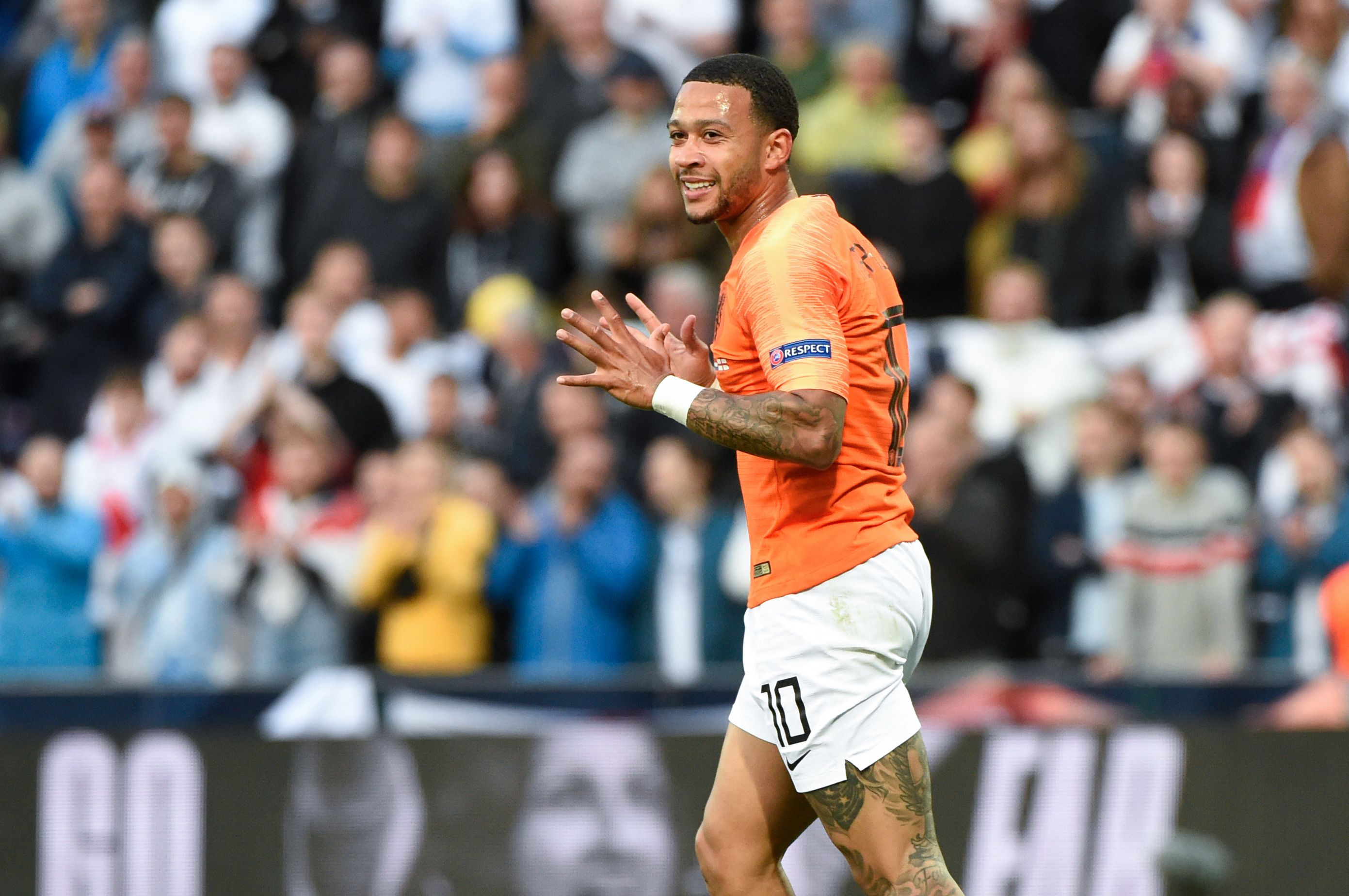 Football - Ligue des nations - Tops/Flops Pays-Bas - Angleterre : Depay décisif, Stones saborde les siens