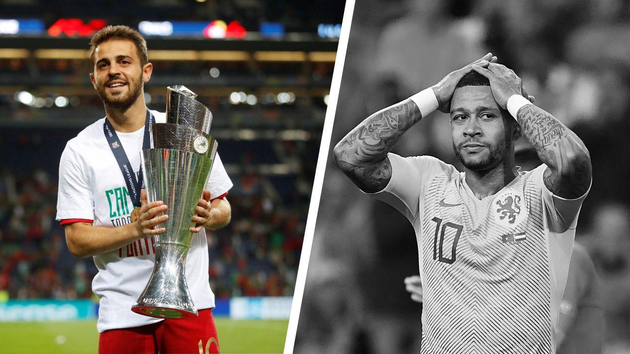 Football - Ligue des nations - Tops/Flops Portugal-Pays-Bas : Bernardo infernal, Memphis peu inspiré