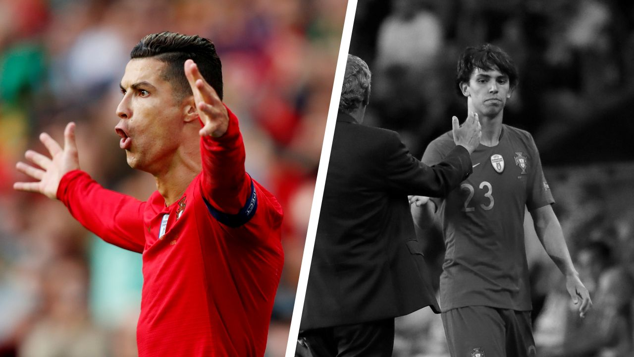 Football - Ligue des nations - Tops/Flops Portugal-Suisse : impitoyable Ronaldo, première discrète pour Felix