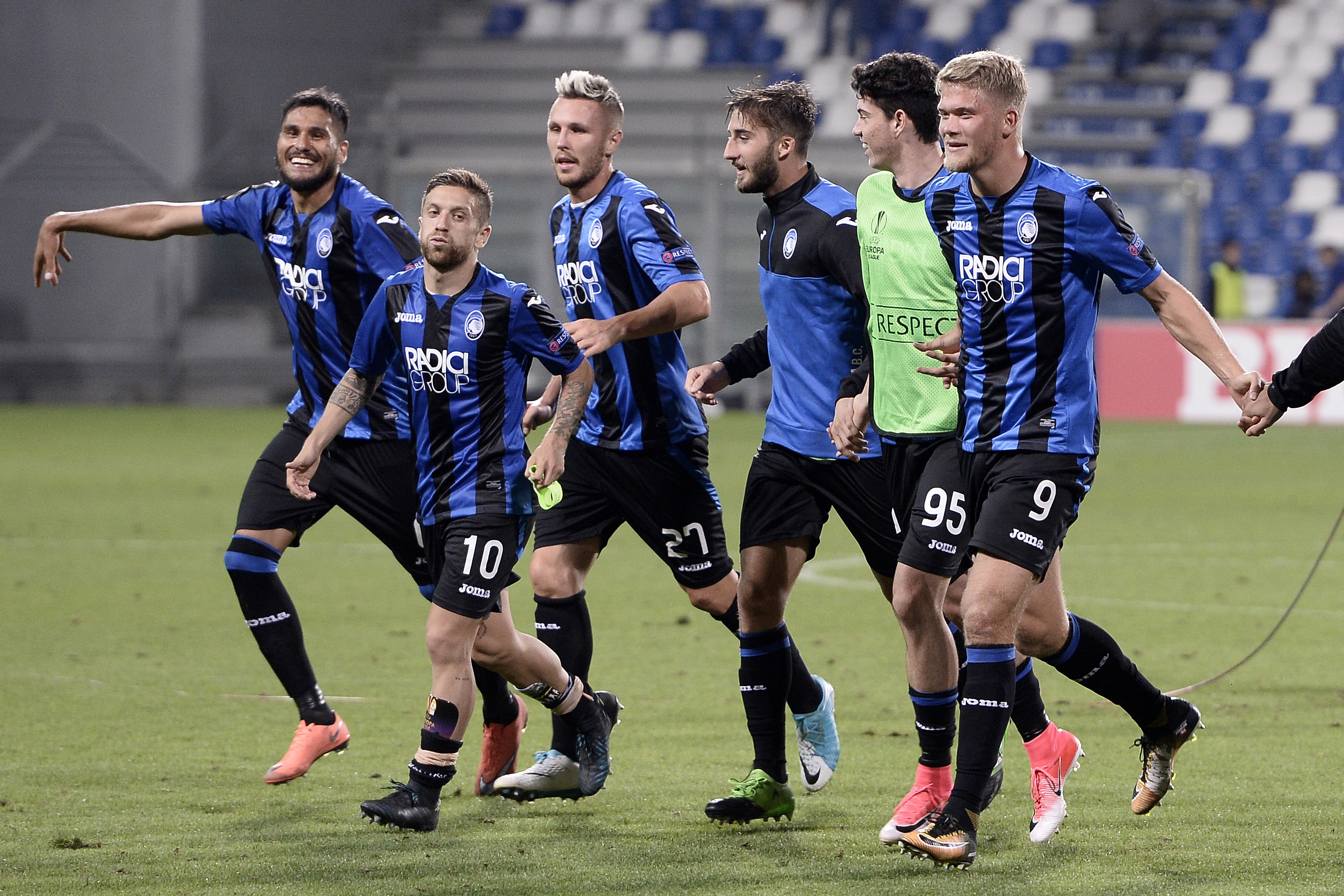 Football - Ligue Europa - 5 choses à savoir sur l'Atalanta