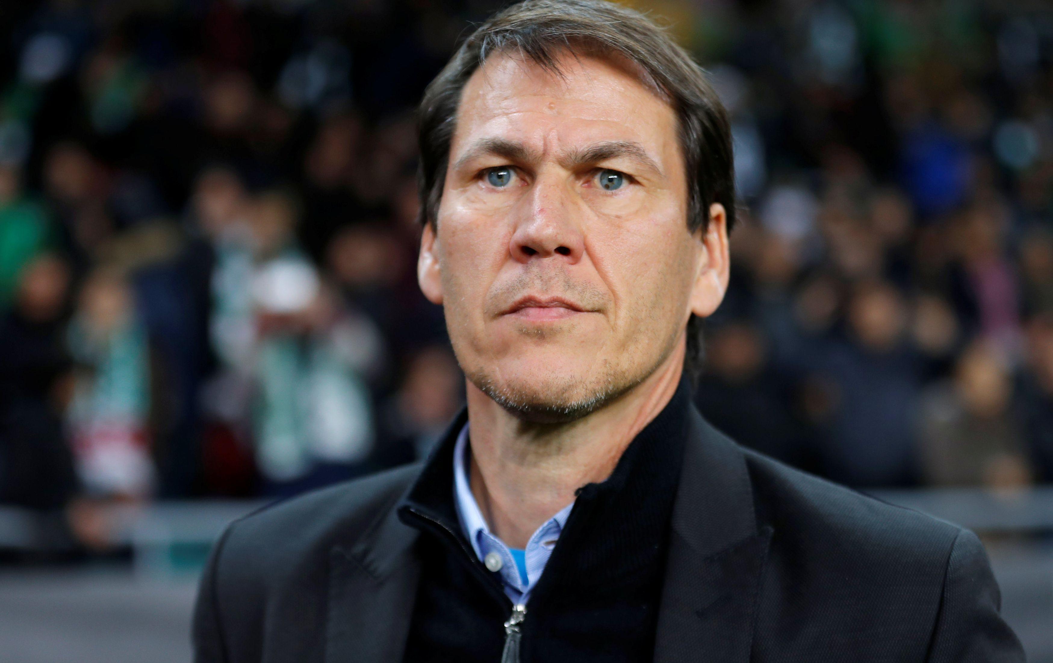 Football - Ligue Europa - Agacé par le calendrier, Garcia menace de jouer «avec la CFA à Braga»