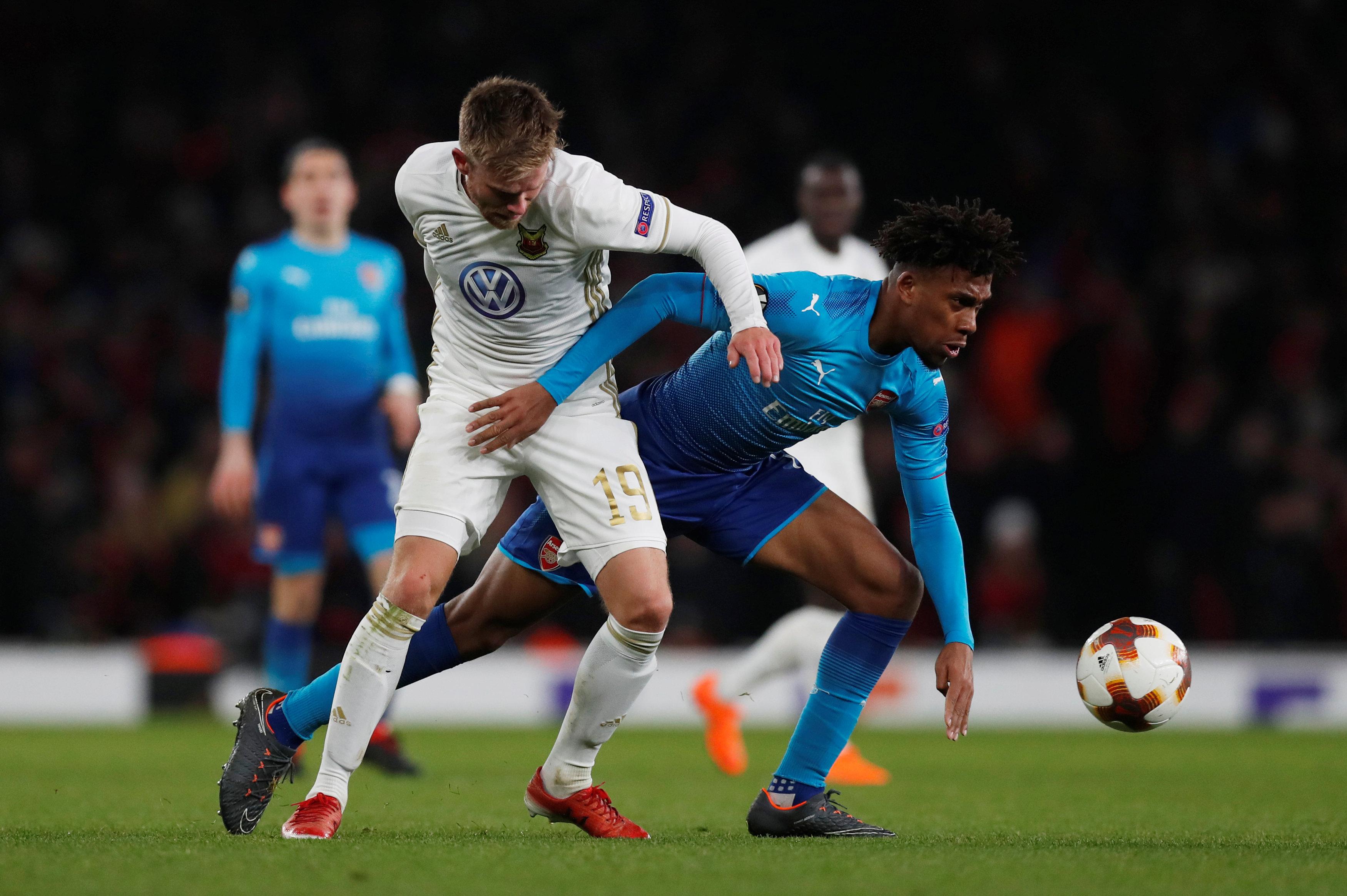 Football - Ligue Europa - Arsenal se fait peur mais passe quand même en 8es de finale