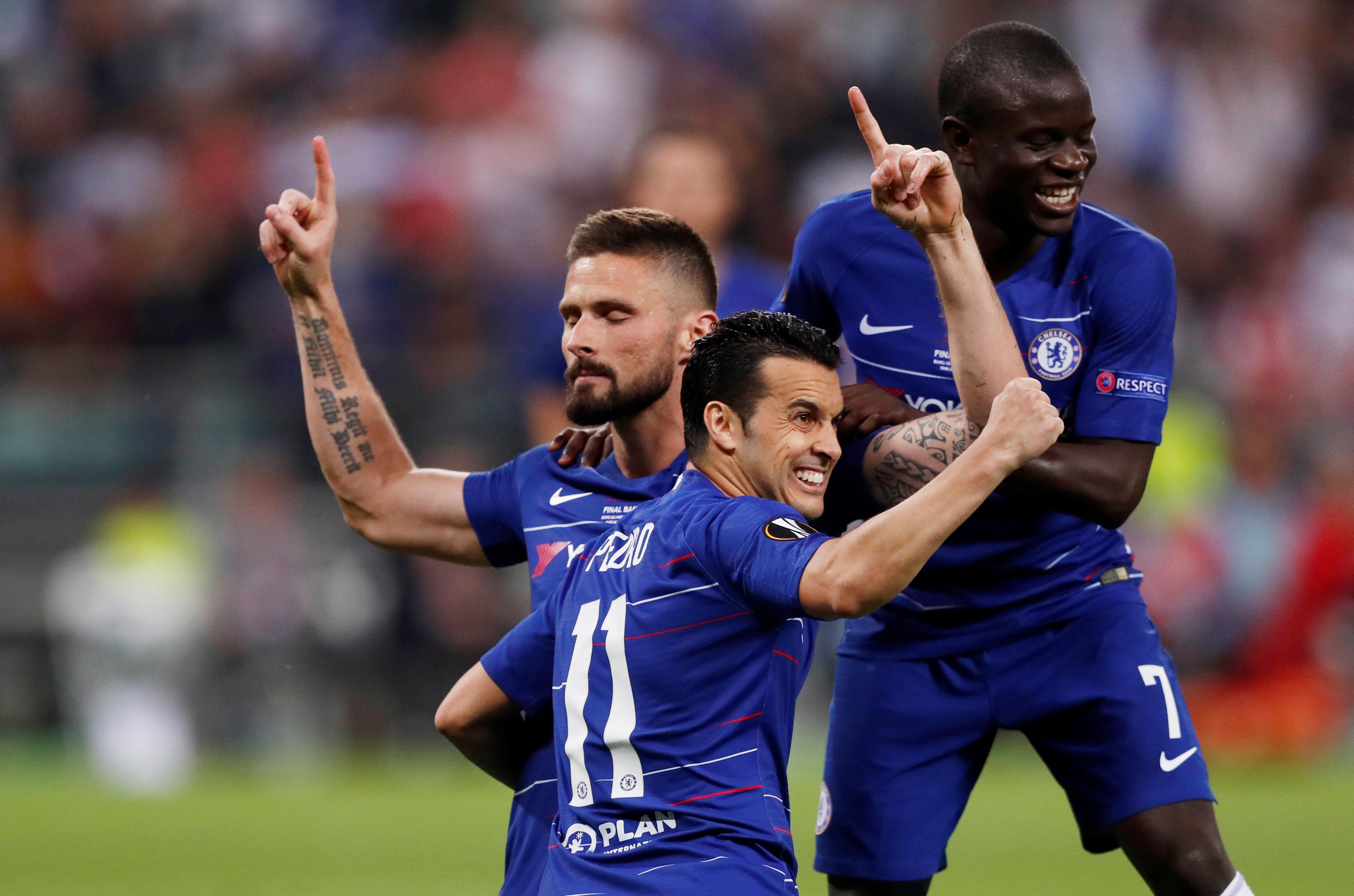 C'était il y a un an : le but d'Olivier Giroud en finale de Ligue Europa contre Arsenal