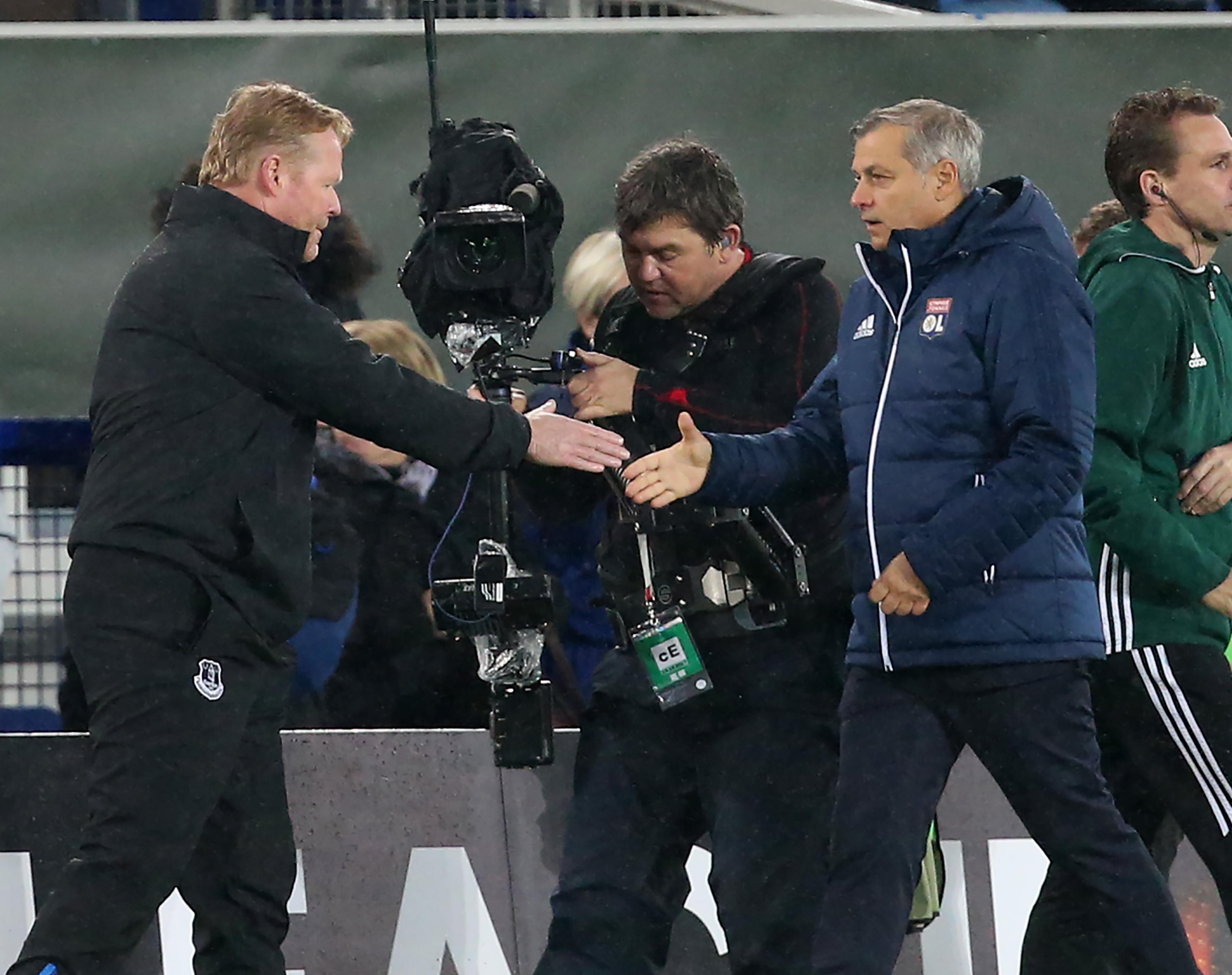 Football - Ligue Europa - Genesio: «Cette bagarre nous a fait sortir du match»