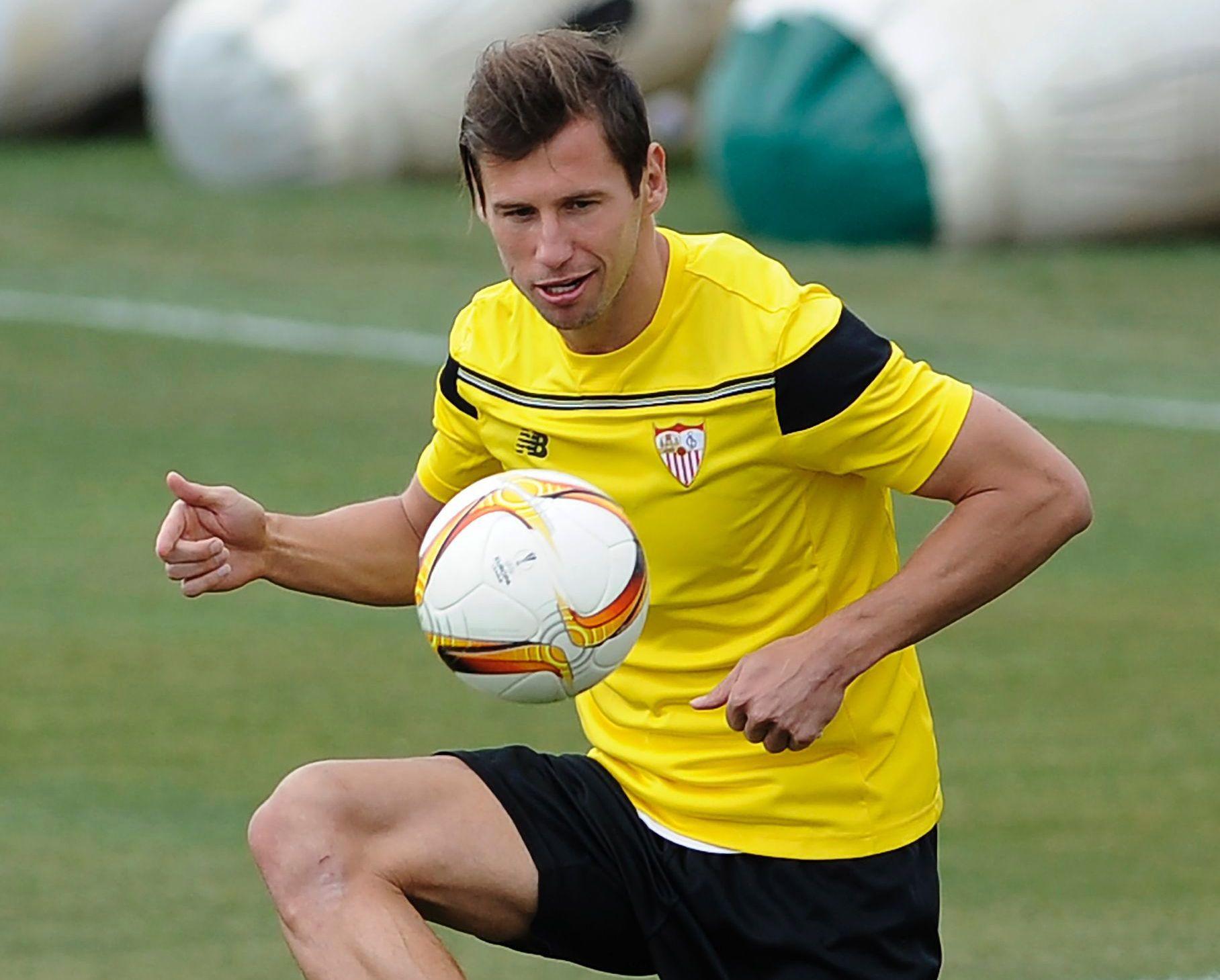 Football - Ligue Europa - Krychowiak : «Le championnat d'Espagne est le meilleur en Europe»