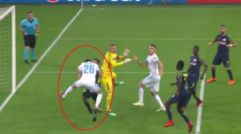 Football - Ligue Europa - Le but de Thauvin qui met le feu au Stade Vélodrome (vidéo)