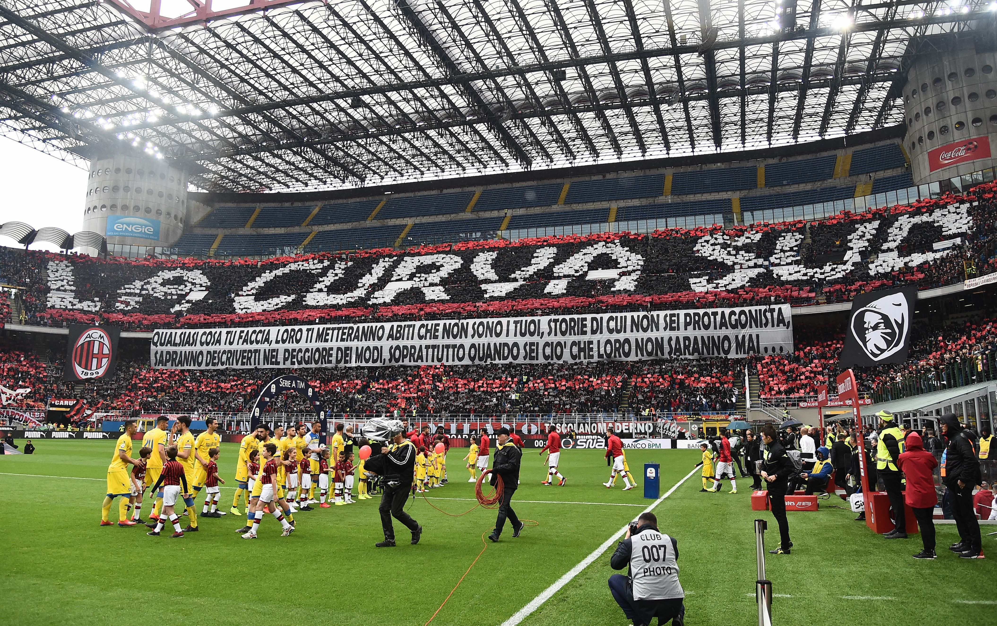 Football - Ligue Europa - Le Milan AC exclu de la prochaine Ligue Europa