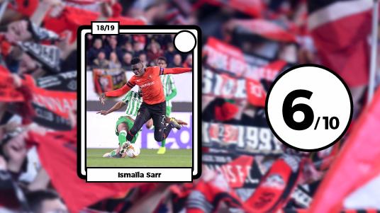 Football - Ligue Europa - Les notes de Rennes-Bétis Séville: Sarr a fait mal, Lo Celso aussi