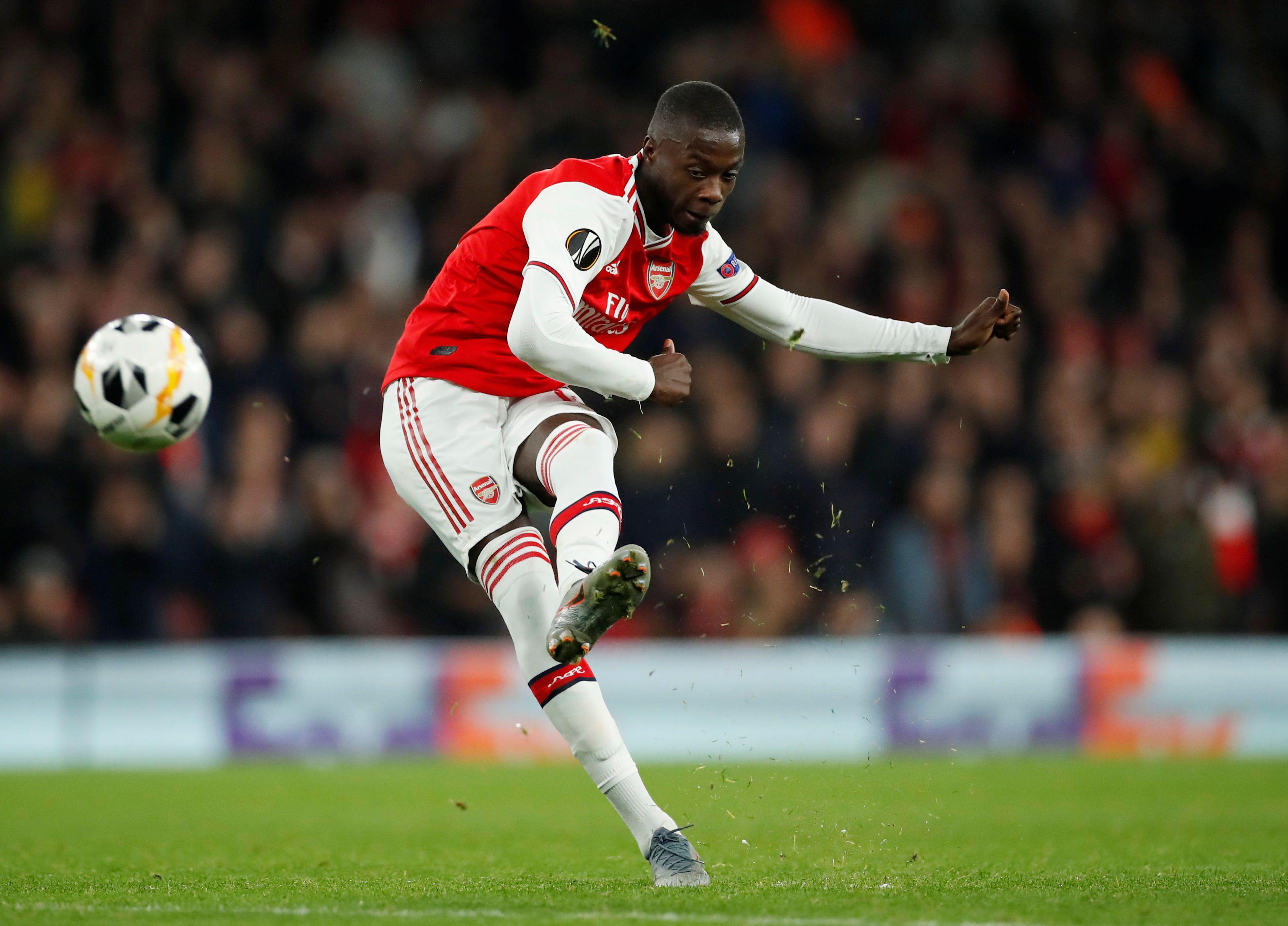 Football - Ligue Europa - Ligue Europa: Guimaraes-Arsenal en direct