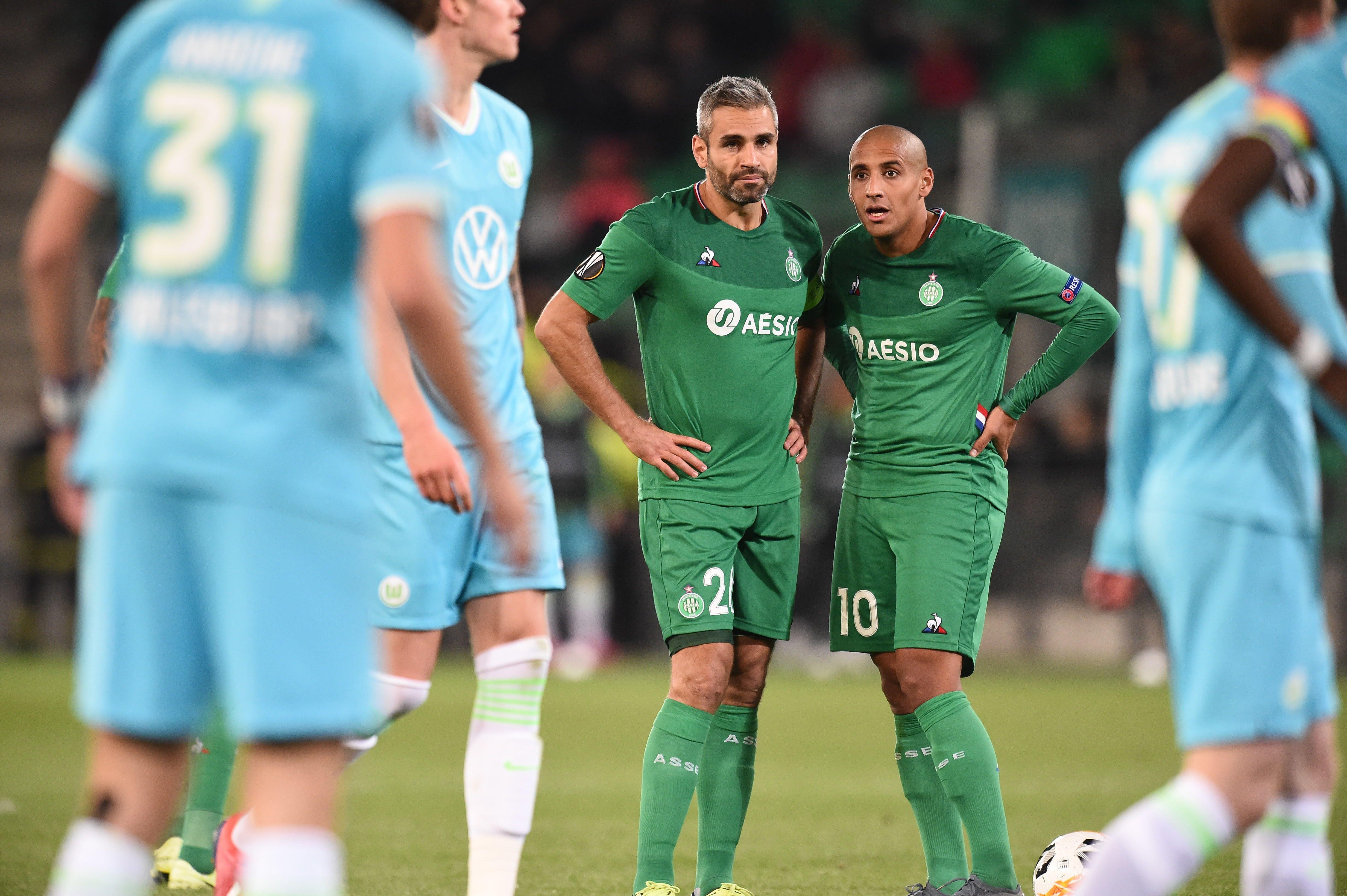 Football - Ligue Europa - Ligue Europa : Saint-Etienne mise sur sa nouvelle dynamique