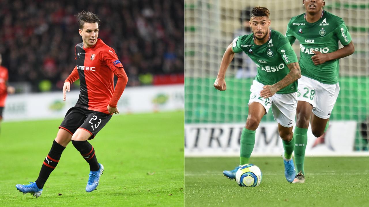 Football - Ligue Europa - Ligue Europa: victoire impérative pour Rennes et Saint-Etienne