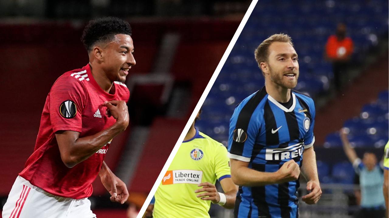 Football - Ligue Europa - Manchester United et l'Inter Milan : en route pour la finale ?